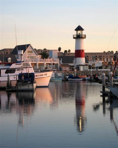 lighthouse-reflection